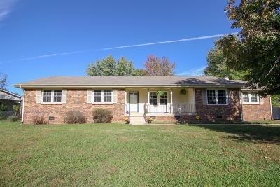 Springfield Single Family Home Under Contract - Showing: 2406 Holman Ln
