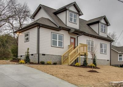Old Hickory Single Family Home Under Contract - Showing: 217 Hadleys Bend Blvd