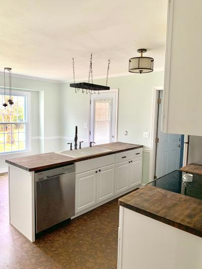 Clarksville Single Family Home Under Contract - Showing: 1035 Angela Dr