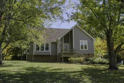 Springfield Single Family Home Under Contract - Showing: 840 Hillside Dr