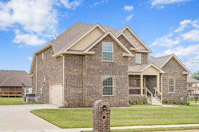 Clarksville Single Family Home For Sale: 56 Hartley Hills