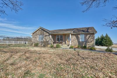 Robertson County Single Family Home Under Contract - Showing: 4322 Dot Rd