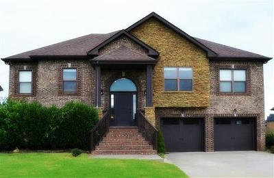 Clarksville Single Family Home For Sale: 1553 Edgewater Ln