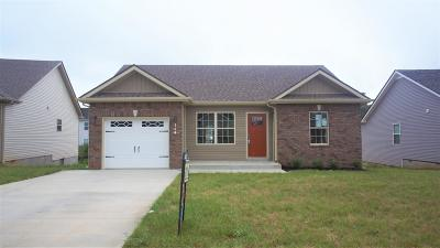 Christian County Single Family Home For Sale: 110 Rose Edd Estates
