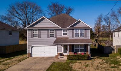Smyrna Single Family Home Under Contract - Showing: 1148 Seven Oaks Blvd
