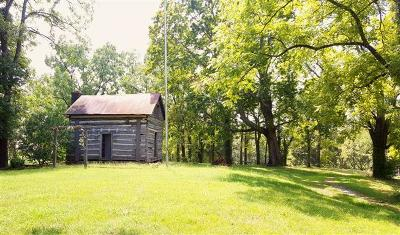 Lebanon Residential Lots & Land For Sale: 5893 Cairo Bend Rd