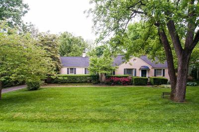 Nashville Single Family Home Under Contract - Showing: 3502 Rainbow Place