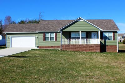 Cookeville Single Family Home Under Contract - Not Showing: 3448 Northwind Dr