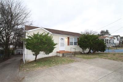 Clarksville Multi Family Home Under Contract - Showing: 250 Tobacco Rd