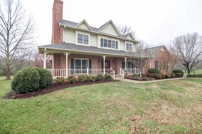 Columbia Single Family Home Under Contract - Not Showing: 3163 Carrington Ln