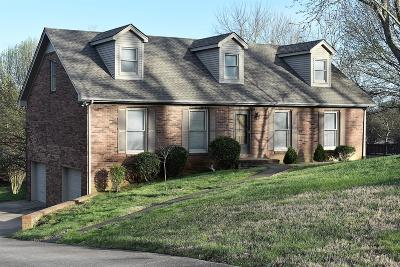 Marshall County Single Family Home Under Contract - Showing: 503 David Ave