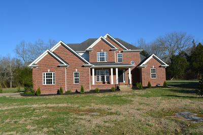 Mount Juliet Single Family Home Under Contract - Showing: 3754 Rockdale Fellowship Rd.