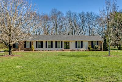 Franklin  Single Family Home Under Contract - Not Showing: 432 Spring View Dr