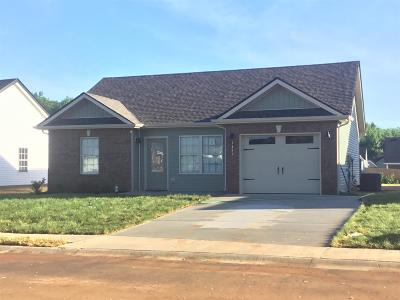 Christian County, Ky, Todd County, Ky, Montgomery County Single Family Home Under Contract - Not Showing: 5 Ridgeland Estates