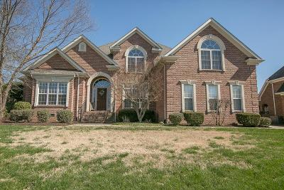 Single Family Home Under Contract - Not Showing: 2718 Crowne Pointe Dr