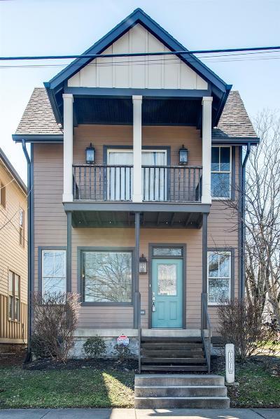 Nashville Single Family Home For Sale: 1501 G N 9th Ave N