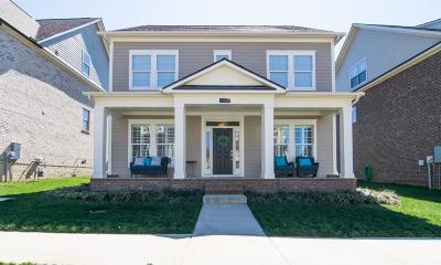 Franklin Single Family Home For Sale: 1038 Nolencrest Way