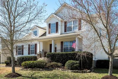 Nashville Single Family Home For Sale: 316 Deep Woods Cir