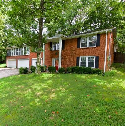 Clarksville Single Family Home For Sale: 124 Bayview Dr