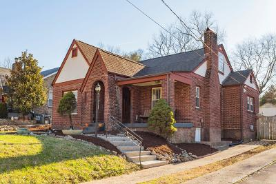 Inglewood Single Family Home Under Contract - Showing: 1406 Cardinal Ave