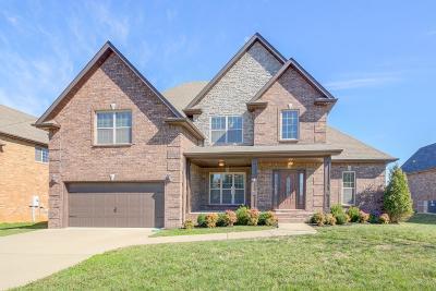 Clarksville Single Family Home For Sale: 2525 Remington Trc