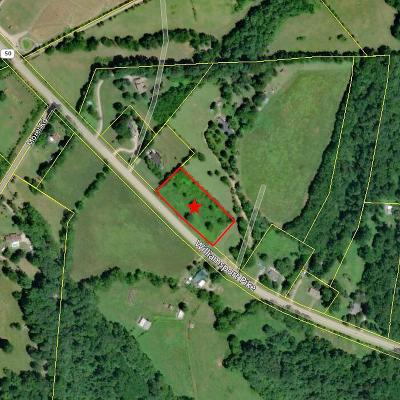 Columbia  Residential Lots & Land For Sale: Williamsport Pike
