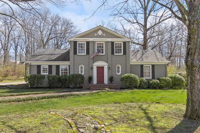 Green Hills Single Family Home Under Contract - Showing: 4324 Estes Rd