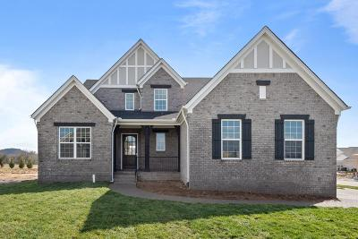Nolensville Single Family Home For Sale: 2303 Dugan Drive, Lot 133