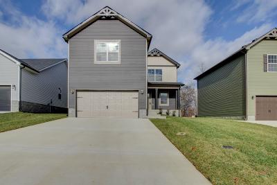 Clarksville Single Family Home For Sale: 21 Broc's Corner