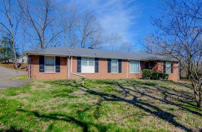 Clarksville Single Family Home For Sale: 933 Swift Dr