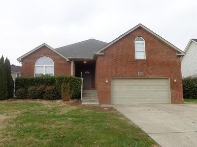 Spring Hill Rental Under Contract - Not Showing: 1223 Chapmans Retreat Drive