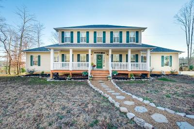 Cookeville Single Family Home For Sale: 343 Mabry School Rd