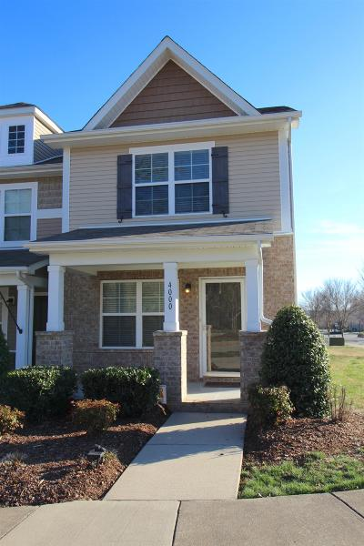 Hermitage Condo/Townhouse Under Contract - Not Showing: 4000 Hoggett Ford Rd