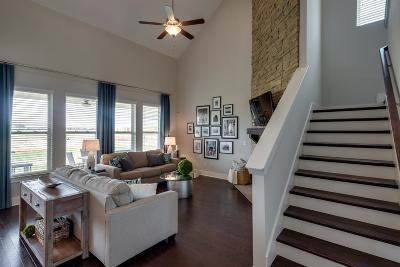Single Family Home For Sale: 49 Oakton Burrows Dr Pra 49