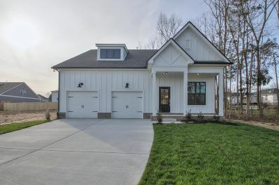 Mount Juliet Single Family Home Under Contract - Showing: 39 Eagles Court