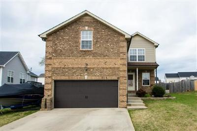 Clarksville Single Family Home For Sale: 139 Buttermere Dr