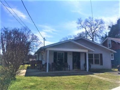 Nashville Single Family Home For Sale: 1416 McGavock Pike
