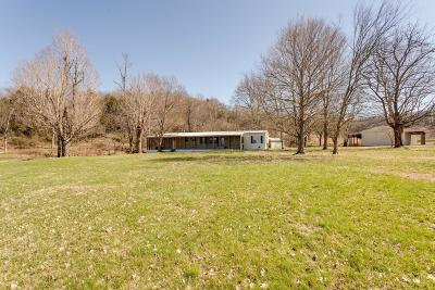Culleoka Single Family Home Under Contract - Not Showing: 4077 Covey Hollow Rd