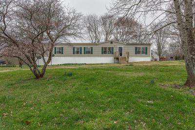 Mount Pleasant Single Family Home For Sale: 1965 Highway 166 N