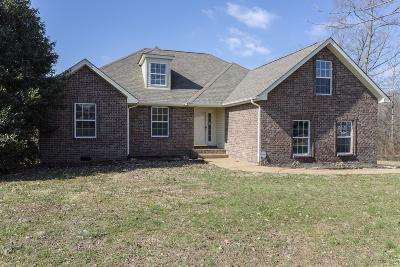White House Single Family Home Under Contract - Not Showing: 3014 Meridian Dr