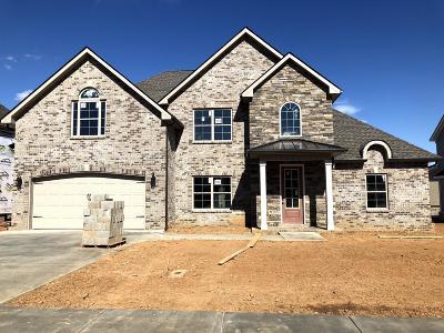 Clarksville Single Family Home For Sale: 391 Farmington