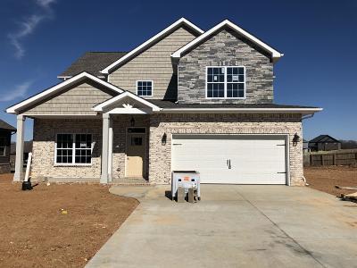 Clarksville Single Family Home For Sale: 392 Farmington