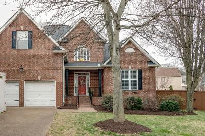 Franklin Single Family Home For Sale: 288 Stonehaven Cir