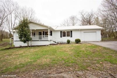 Smithville Single Family Home For Sale: 2175 Midway Rd