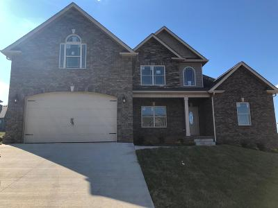 Clarksville Single Family Home Under Contract - Not Showing: 440 Farmington