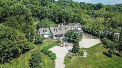 Davidson County Single Family Home Under Contract - Showing: 5206 Granny White