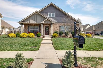 Clarksville Single Family Home For Sale: 1230 Judge Tyler Dr