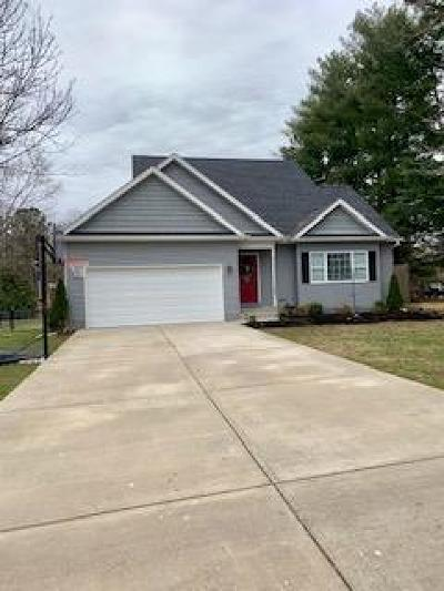 Fairview Single Family Home Under Contract - Not Showing: 7101 Wiley Ct