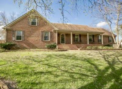 Single Family Home For Sale: 1907 Somerset Dr