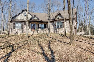 Lebanon Single Family Home For Sale: 520 A Crowell Ln